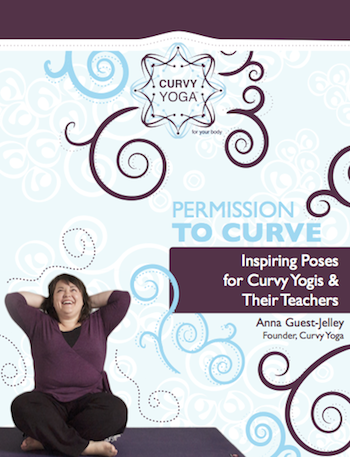 PermissiontoCurve -  Curvy Yoga